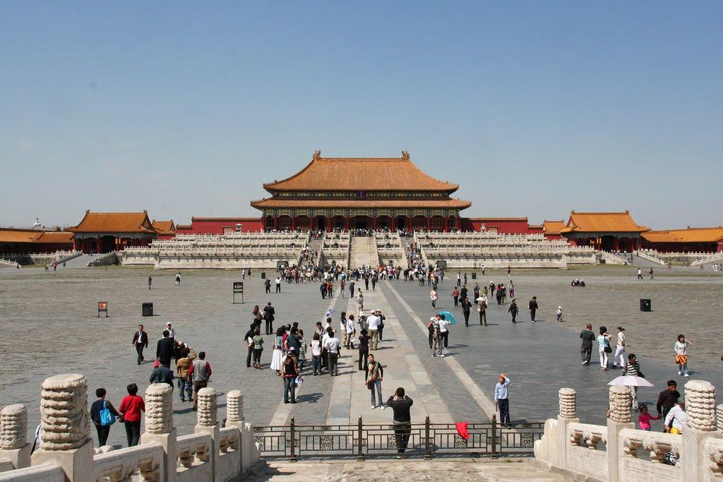 Запретный город Гунун (г. Пекин)