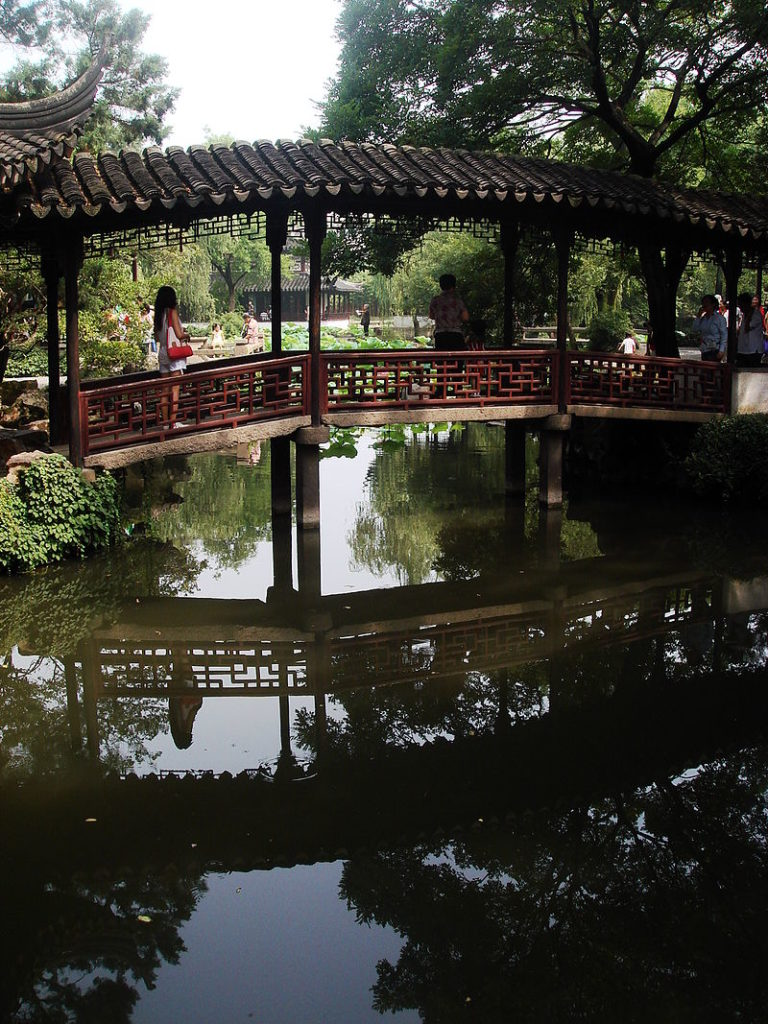 Сады Сучжоу (провинция Цзянсу), Китай