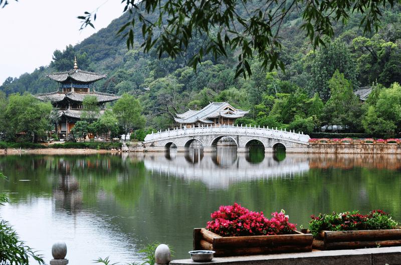 Старый город Лицзян (провинция Юньнань), Китай