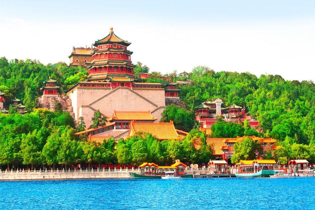 Летний императорский дворец (г. Пекин), Китай
