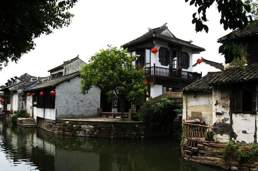 Китайская Венеция (г. Чжоучжуан)