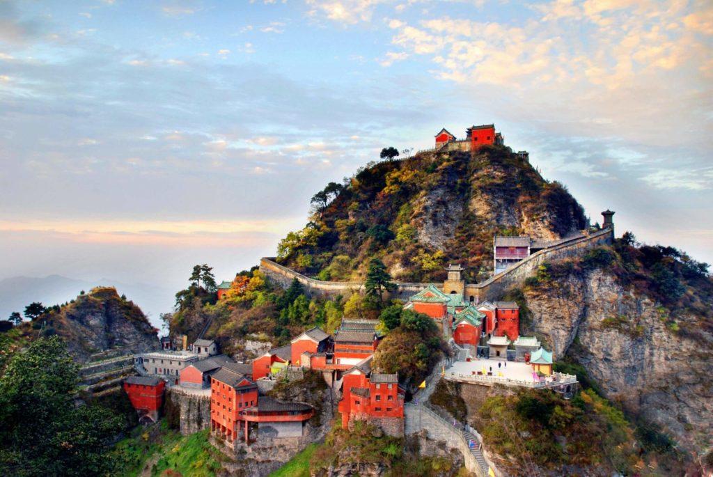 Монастыри Уданшань (провинция Хубэй), Китай