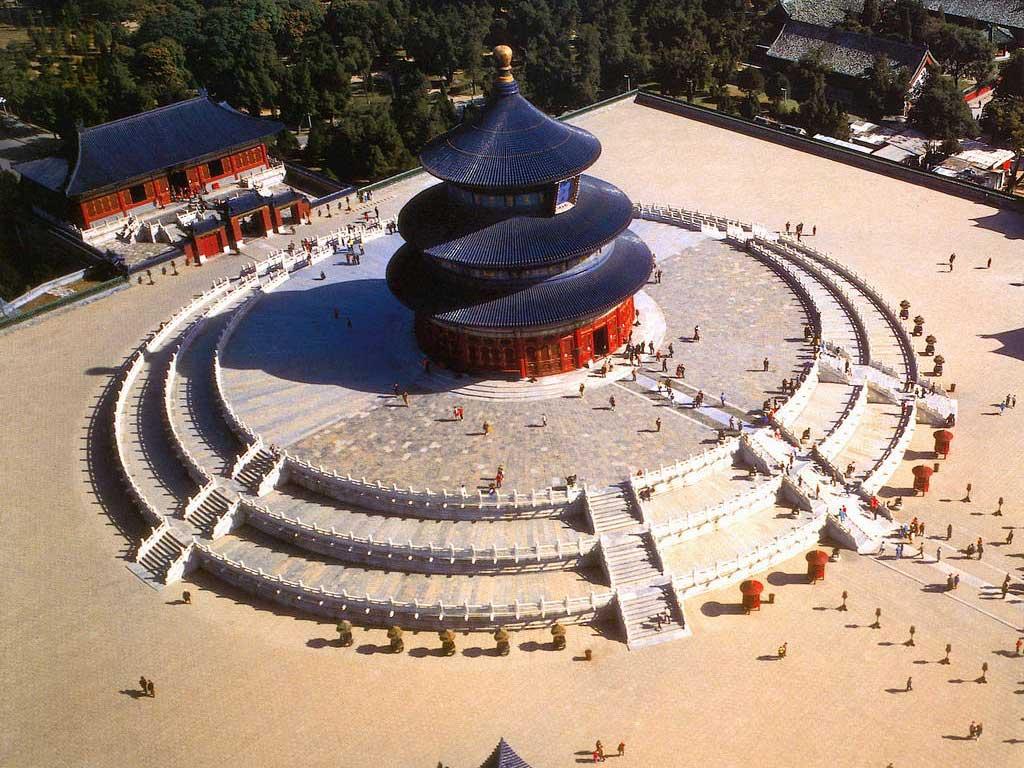 Храм Неба (г. Пекин), Китай