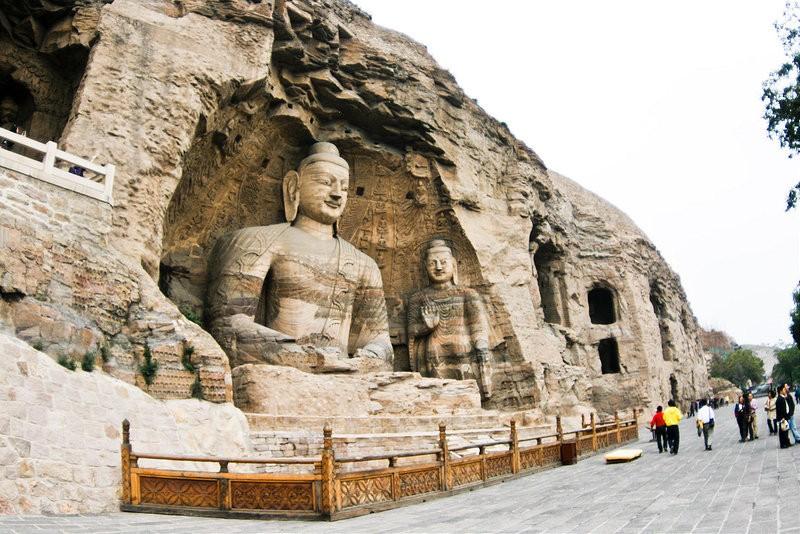 Гроты Юньган, Китай
