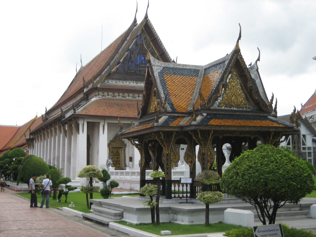Национальный музей Бангкока, Таиланд