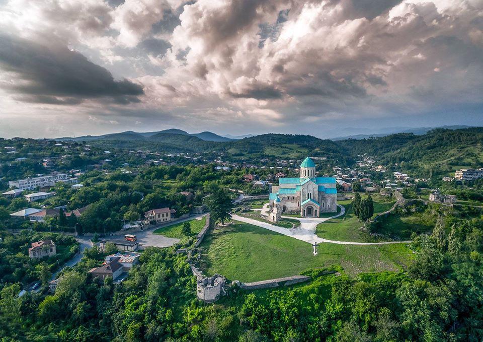 Храм Баграта, Кутаиси, Грузия