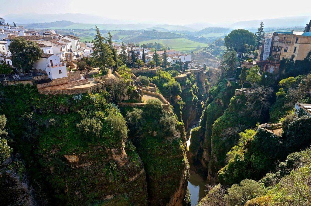 Город Ронда, Испания