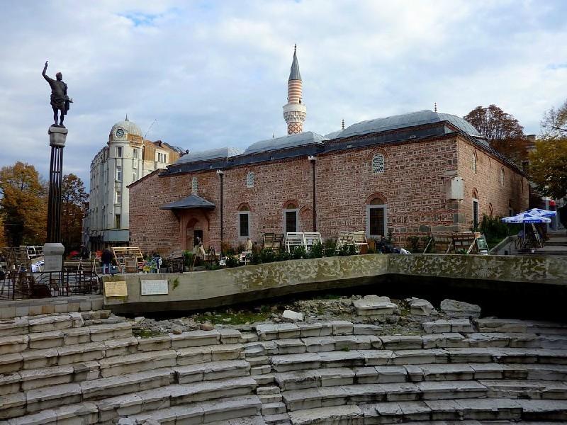 Мечеть Джумая (г. Пловдив), Болгария