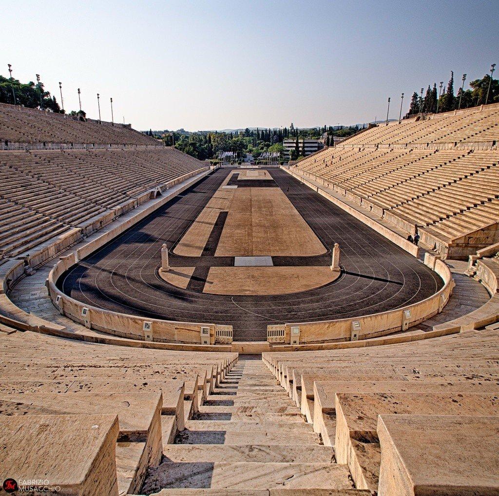 Стадион Панатинаикос, Афины
