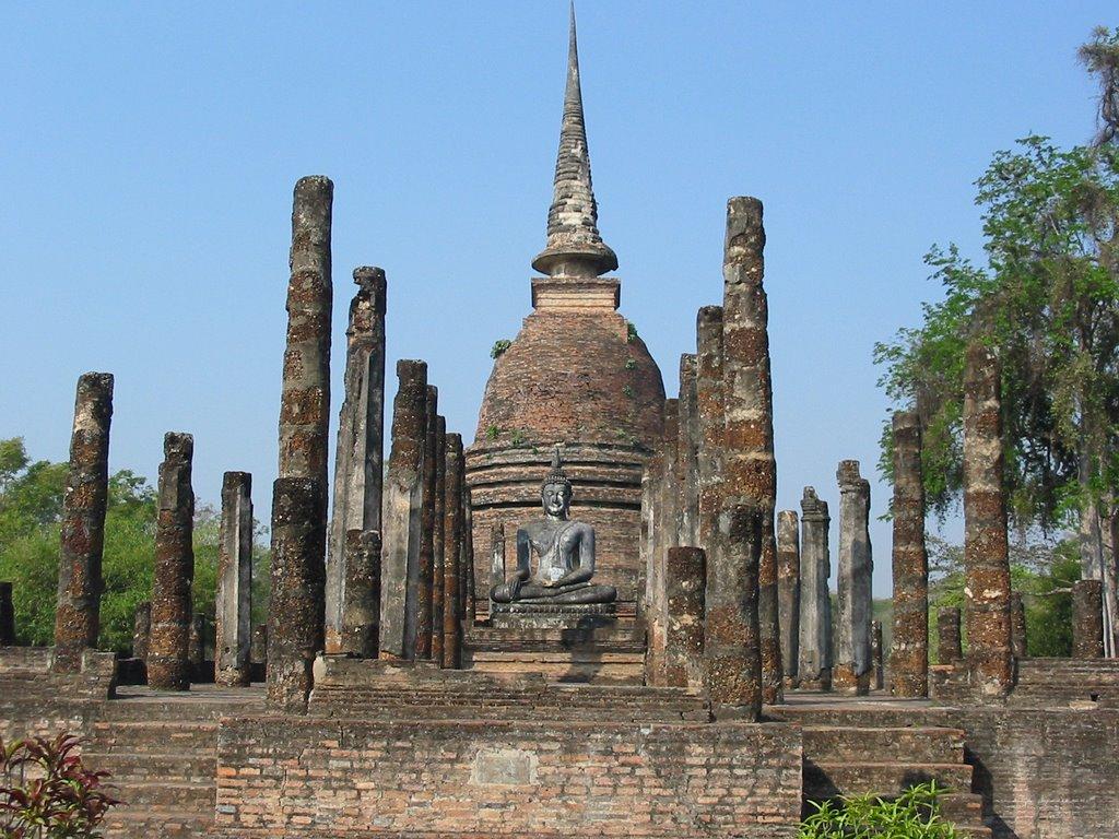 Исторический город Аюттхая, Таиланд