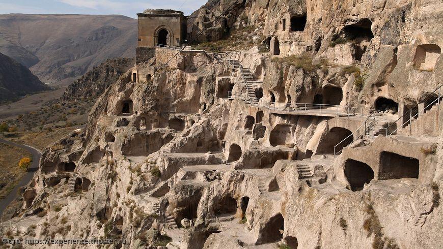 Пещерный город Вардзиа, Грузия