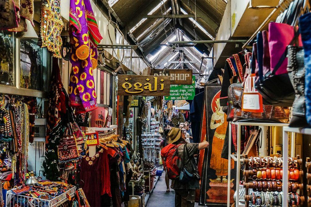 Рынок Чатучак (г. Бангкок), Таиланд