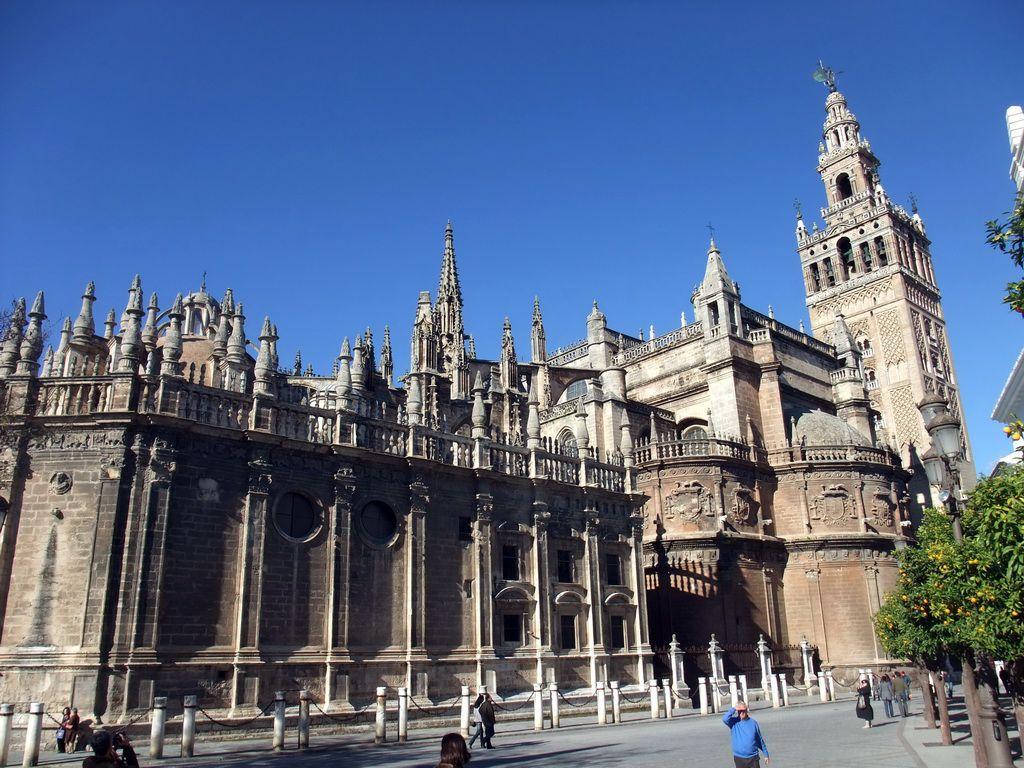 Кафедральный собор (г. Севилья), Испания