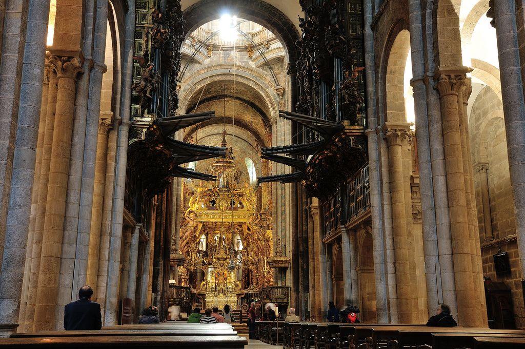 Собор Святого Иакова (г. Сантьяго-де-Компостела), Испания