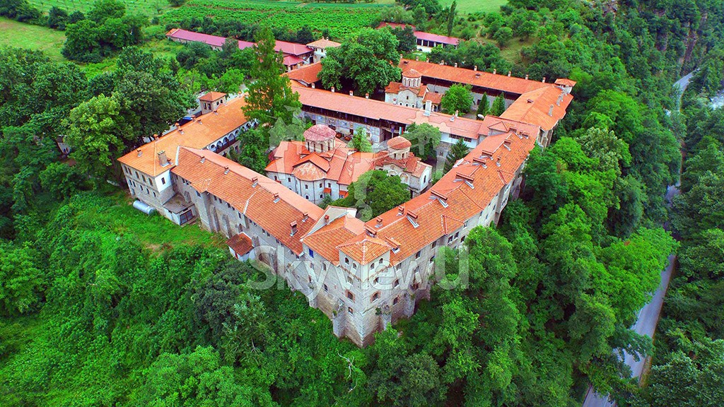 Бачковский монастырь (с. Бачково), Болгария