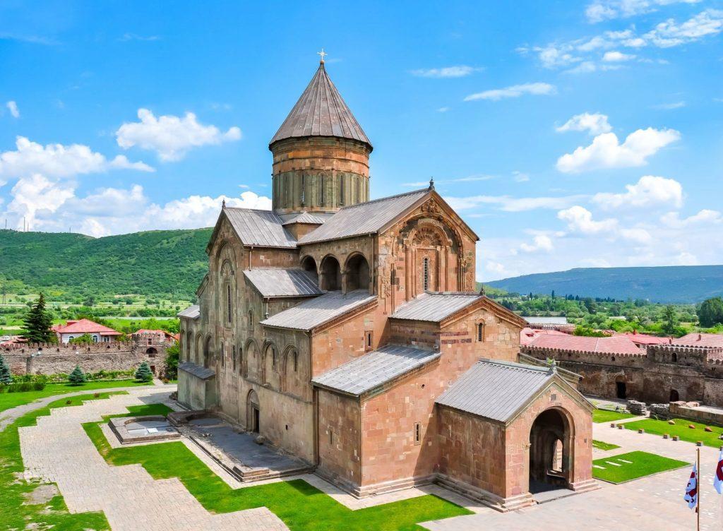 Собор Светицховели, Мцхета, Грузия