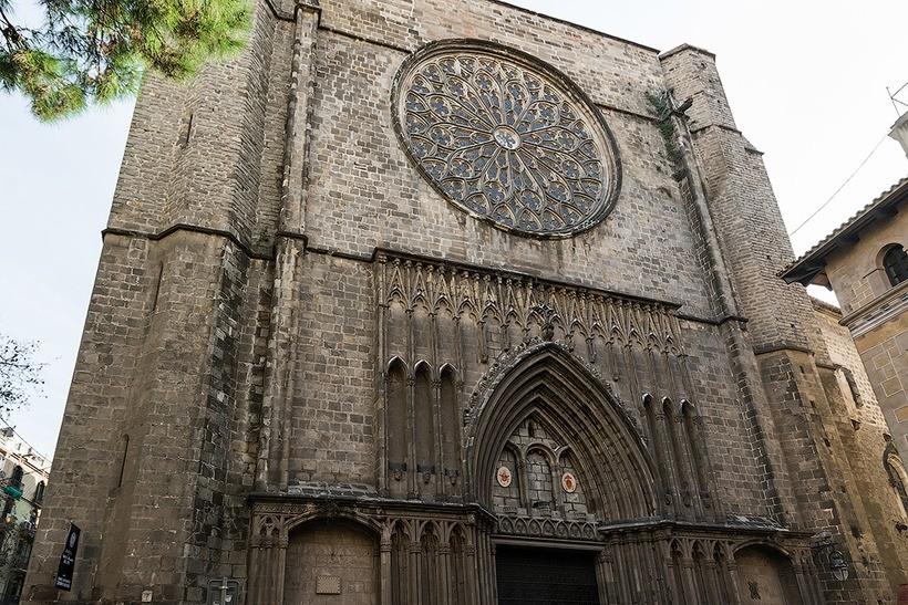 Готический квартал (г. Барселона), Испания