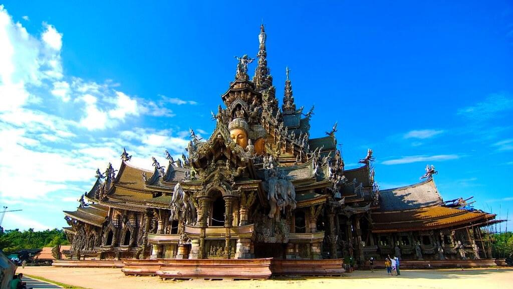 Храм Истины (г. Паттайя), Таиланд