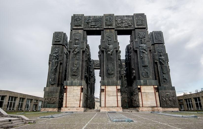 Мемориал «История Грузии», Тбилиси, Грузия