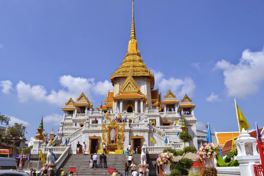 Храм Золотого Будды (г. Бангкок), Таиланд