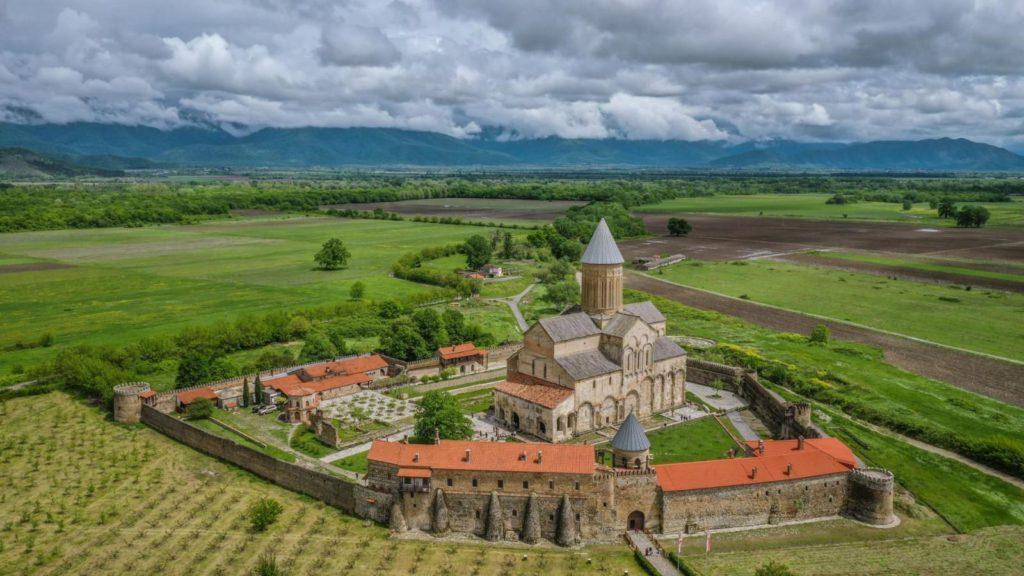 Монастырь Алаверди, Кахетия, Грузия