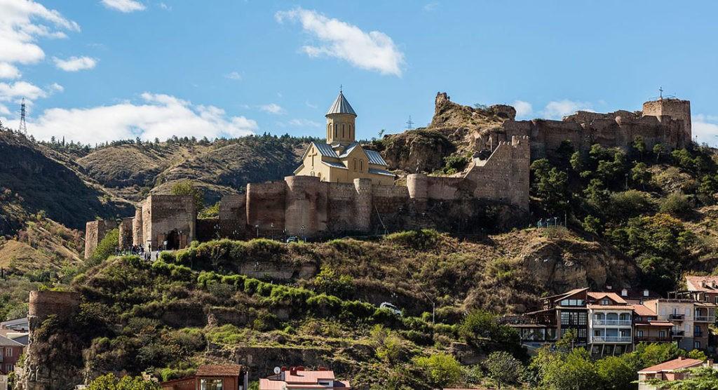 Крепость Нарикала, Тбилиси, Грузия