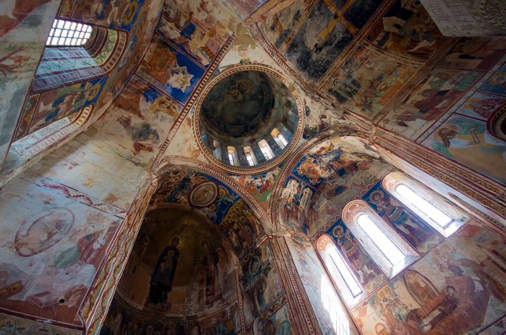 Монастырь Гелати, Кутаиси, Грузия