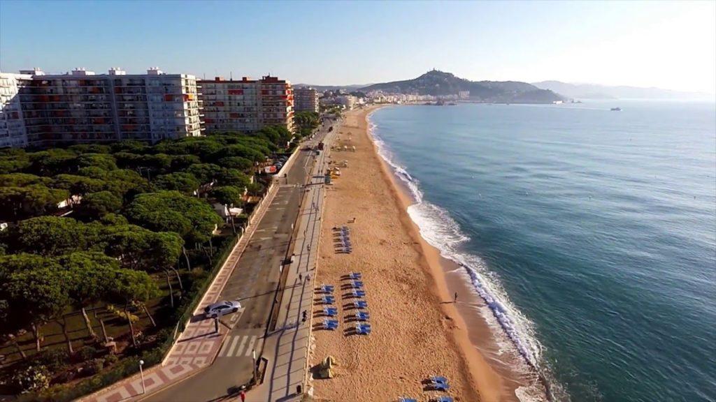 Город-курорт Коста-Брава, Испания