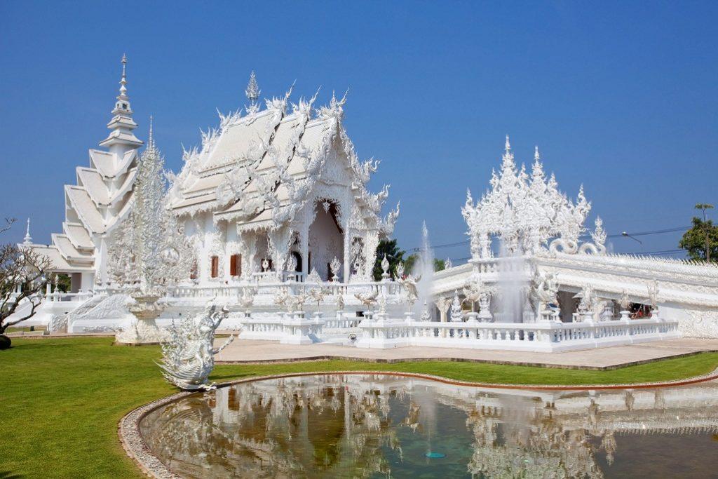 Белый храм (г. Чианграй), Таиланд