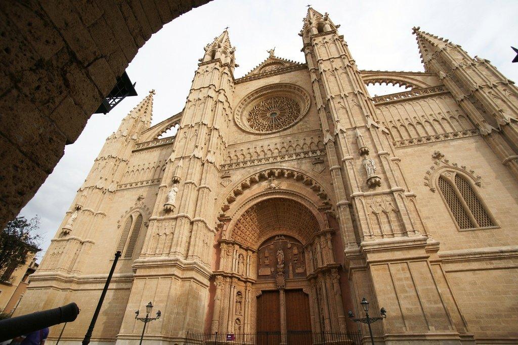 Кафедральный собор Ла Сеу, Испания