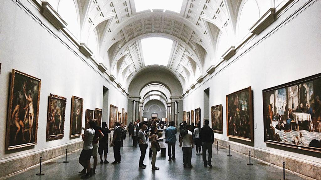 Музей Прадо (г. Мадрид), Испания