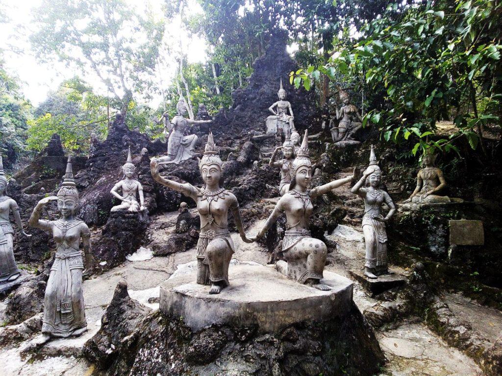 Магический сад Будды (о. Самуи), Таиланд