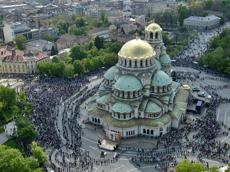 Собор Александра Невского (г. София), Болгария