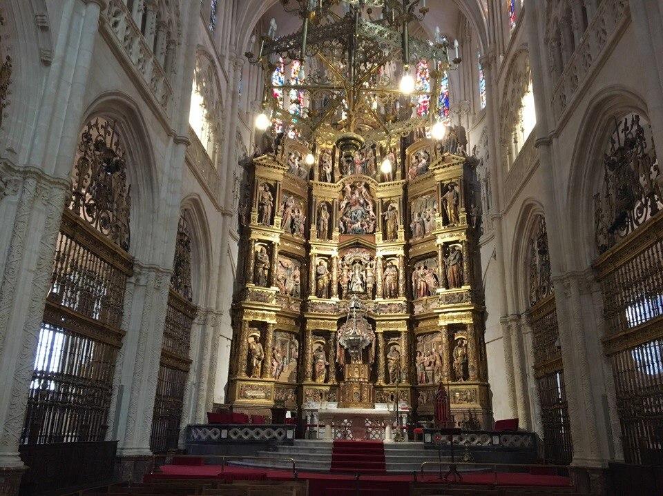 Бургосский собор (г. Бургос), Испания
