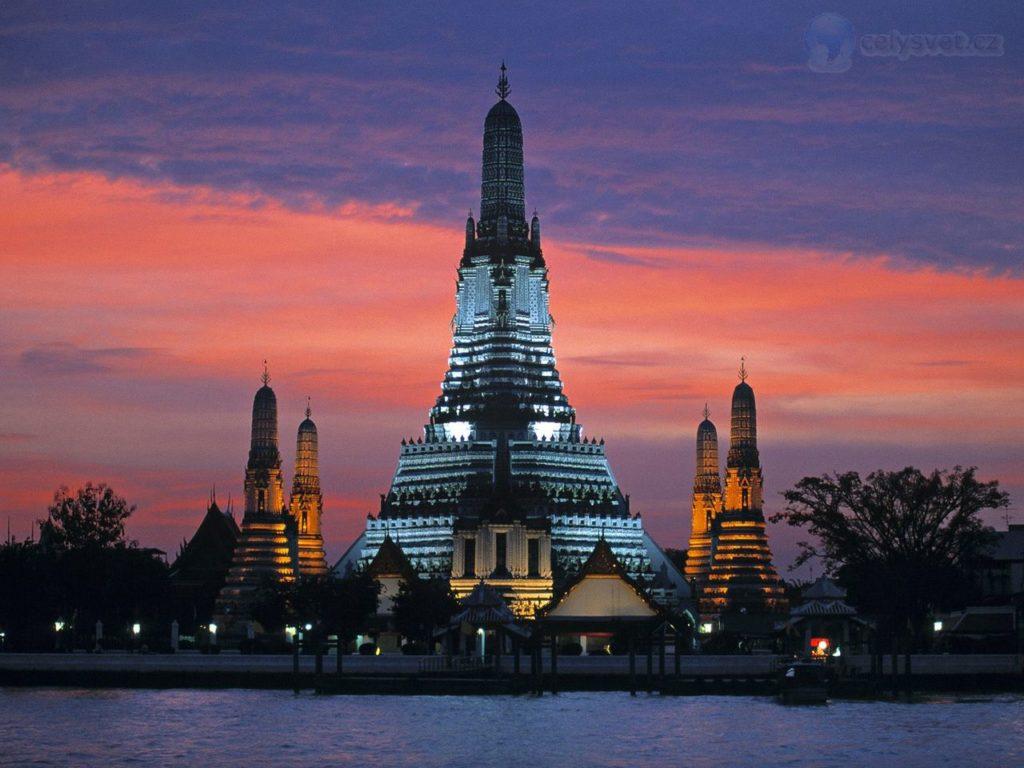 Храм Солнечного Восхода (г. Бангкок), Таиланд