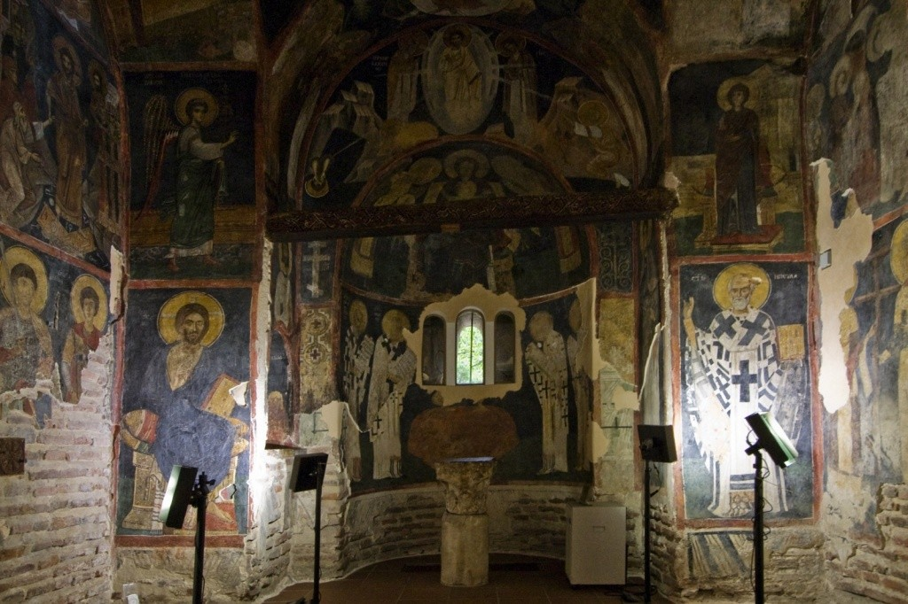 Боянская церковь (с. Бояна), Болгария