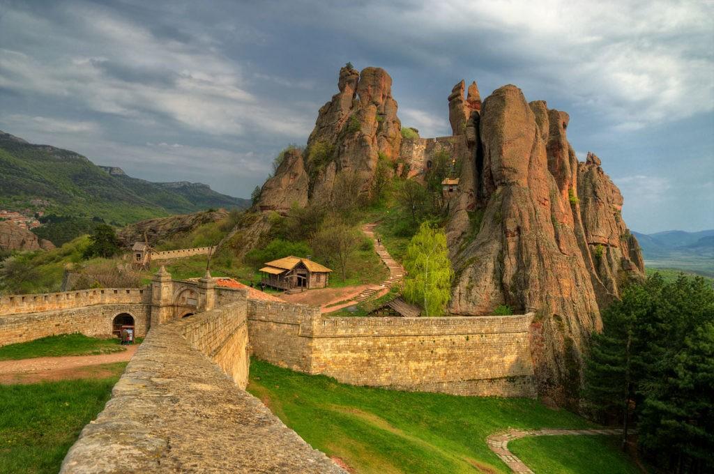 Крепость и скалы Белоградчика (г. Белоградчик), Болгария