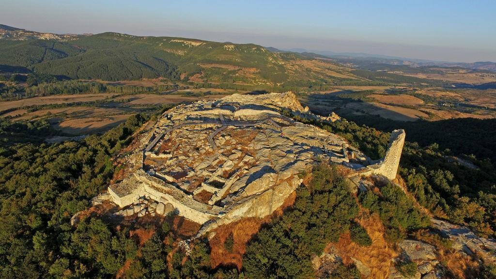 Древний город Перперикон, Болгария