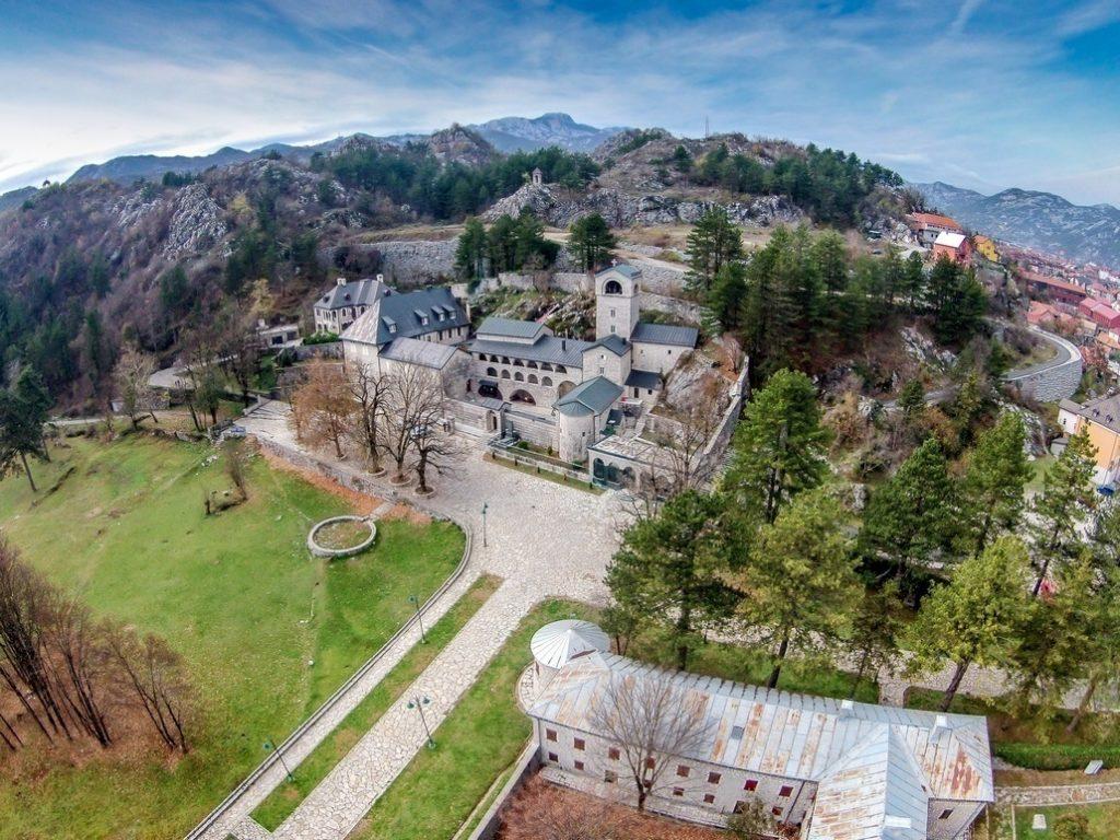 Цетинский монастырь, Цетине, Черногория