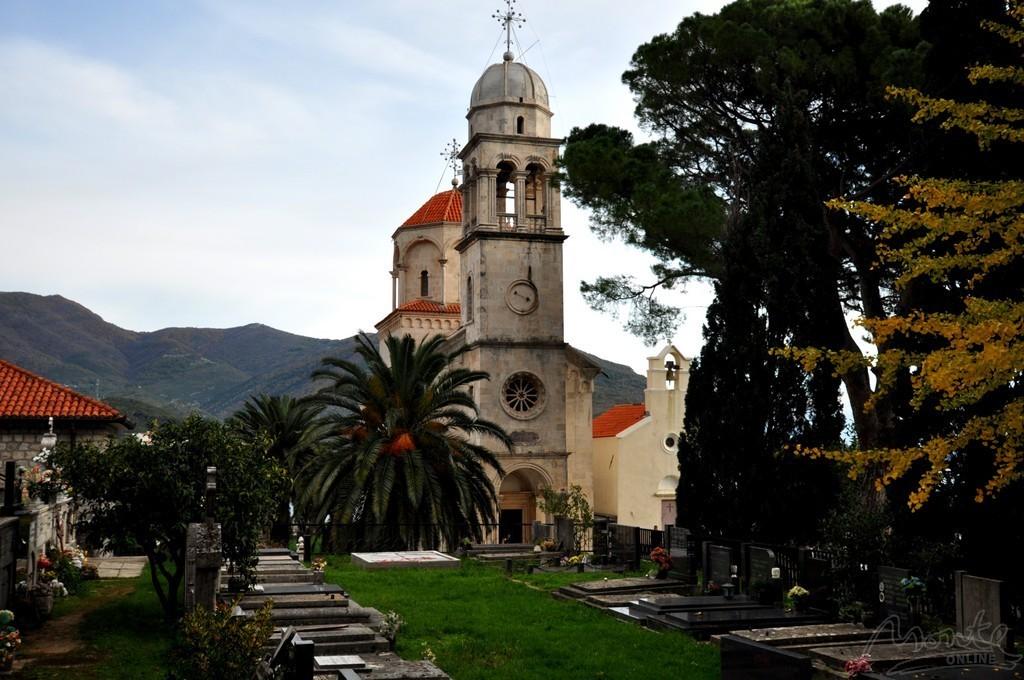 Монастырь Савина, Черногория