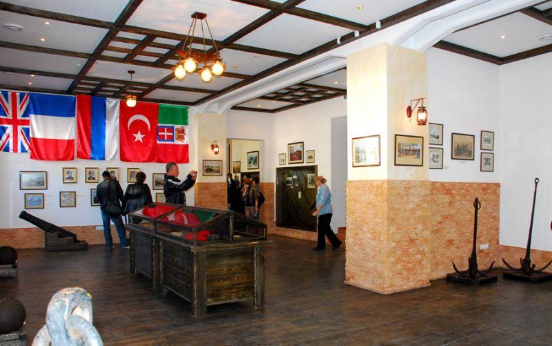 Музей Крымской войны, Евпатория