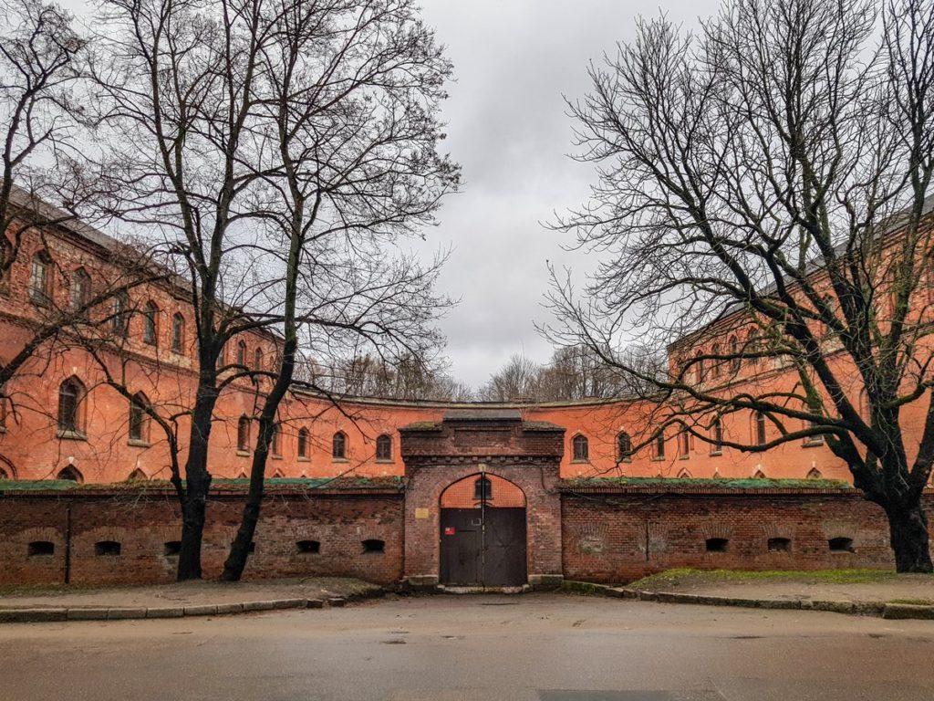 Бастион «Грольман», Калининград