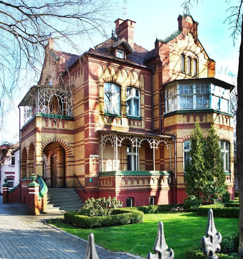 Амалиенау, Калининград