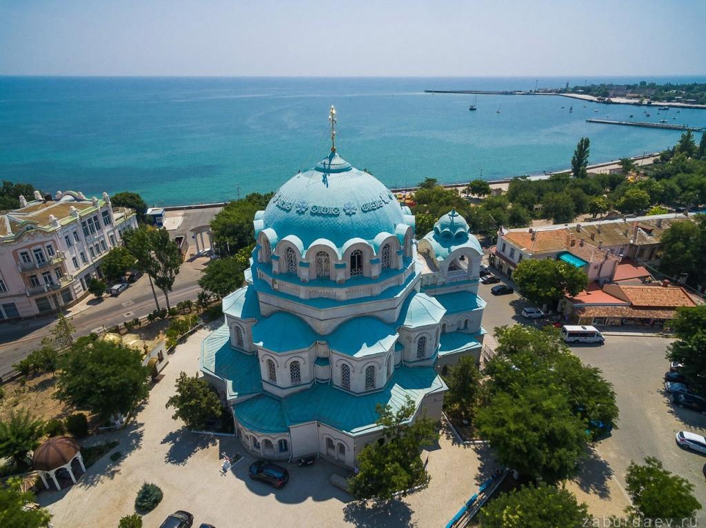 Свято-Николаевский собор, Евпатория