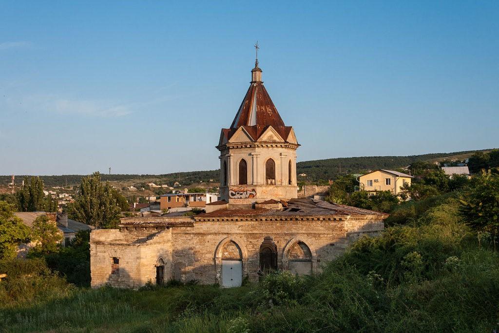 Церковь Святого Георгия, Феодосия