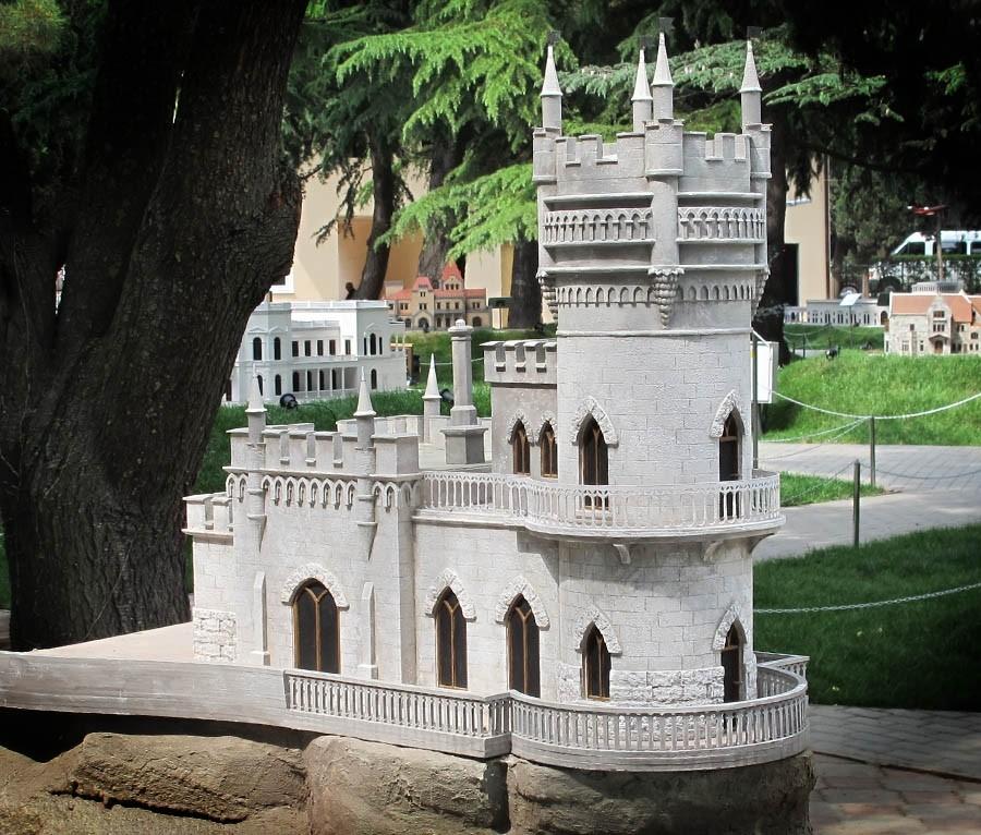 Парк «Крым в миниатюре», Евпатория