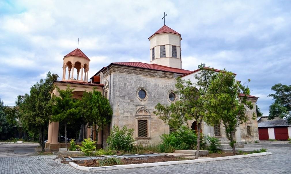 Армянская церковь Сурб Никогайос, Евпатория