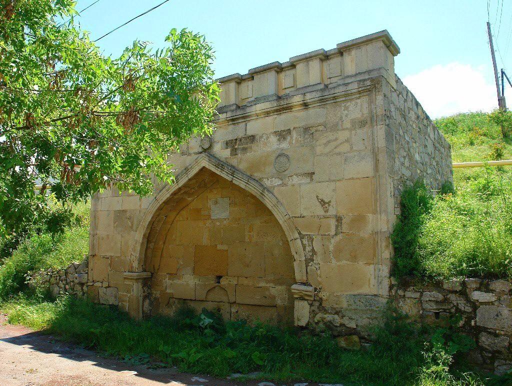 Армянский фонтан, Феодосия
