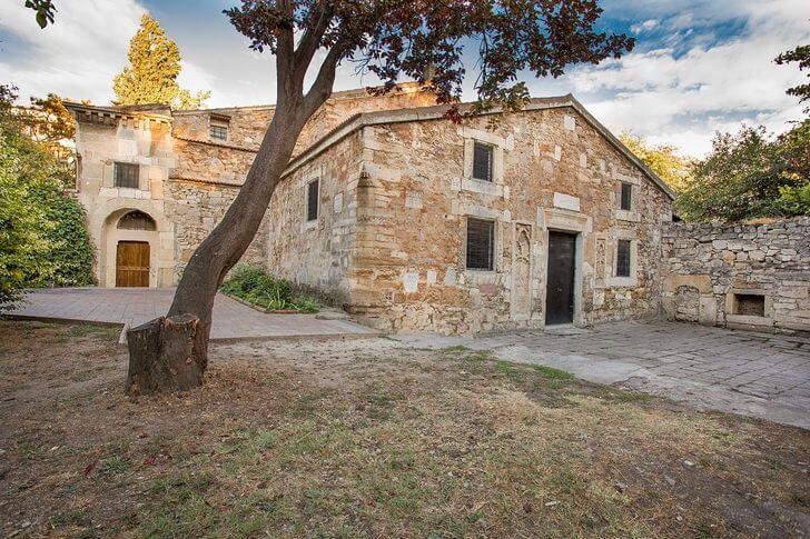 Церковь Сурб Саркис, Феодосия