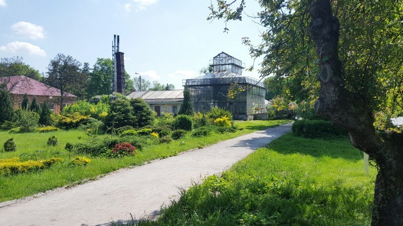 Калининградский Ботанический сад, Калининград